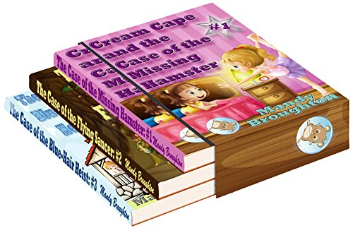 The Missing Hamster and Other Cases (A 3 Mystery Collection Boxed Set)...