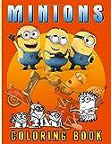 Minion Coloring Book: Minion Coloring Books For Adult And Kid - Original Birthday Present / Gift Idea