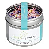 Zauber der Gewürze | Blütensalz, Blütensalzmischung | Premium-Qualität, 70