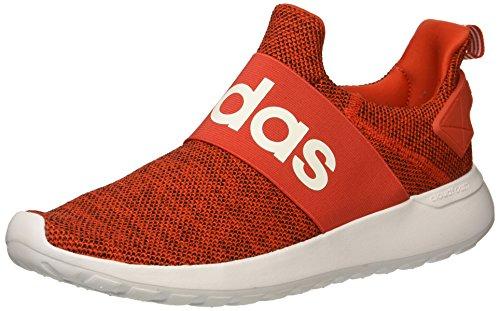 adidas Men's Lite Racer Adapt Running Shoe, core red/White/Black, 11 M US