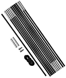 Cao 4032 Arceau Tente dôme 13 éléments Adulte Unisexe, 650cm diamètre 11mm