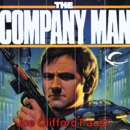 The Company Man audiobook cover art