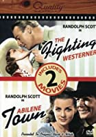 Fighting Westerner & Abiline Town [DVD]