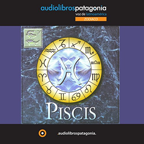 Piscis audiobook cover art