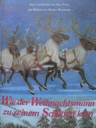 Wie der Weihnachtsmann zu seinem Schlitten kam