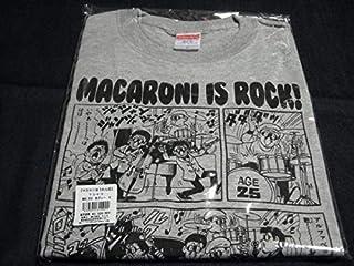 マカロニほうれん荘展 in 福岡 鴨川つばめ マカロニほうれん荘 Tシャツ 杢グレー サイズ:S