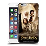 Head Case Designs Oficial The Lord of The Rings: The Two Towers Main Posters Carcasa rígida Compatible con Apple iPhone 6 Plus/iPhone 6s Plus