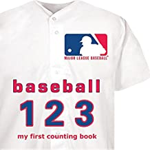Major League Baseball 123: my first counting book