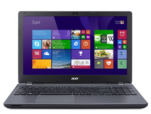 Acer Aspire E5-571G-38VF 15.6-Inch Laptop (Titanium Silver)