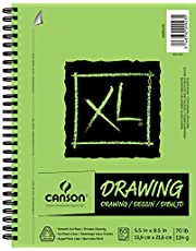 "CANSON XL Series Drawing, 5.5"" x 8.5"""