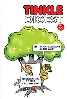 Tinkle Digest 35 by [ANANT PAI]