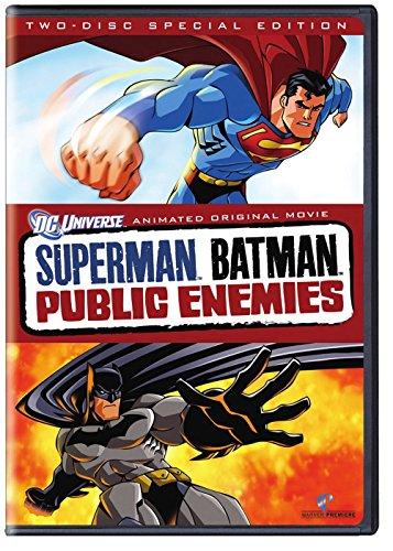 dc comics of public enemies Superman/Batman: Public Enemies (Two-Disc Special Edition)