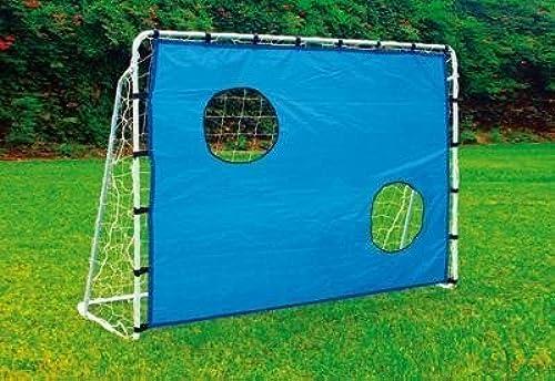 Goal and Shooting Wall