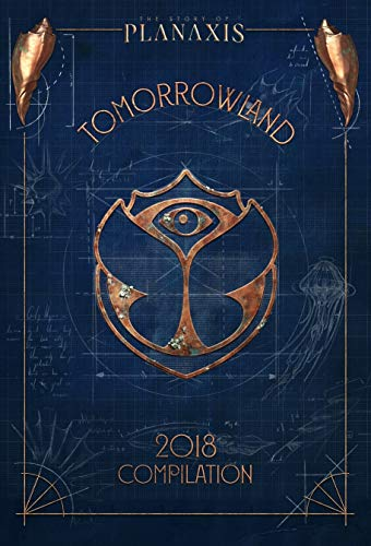 Tomorrowland 2018 Discover The Magic Of The Story Of Planaxis (3 Cd+Booklet)