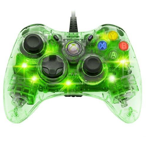 Afterglow Control Alámbrico para Xbox 360, verde – Standard Edition