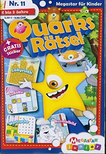 Quarks-Rätselblock 11/2020