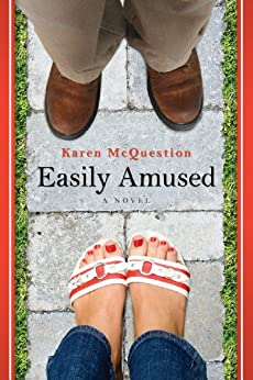 Easily Amused by [Karen McQuestion]
