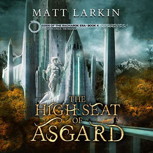 The High Seat of Asgard  By  cover art