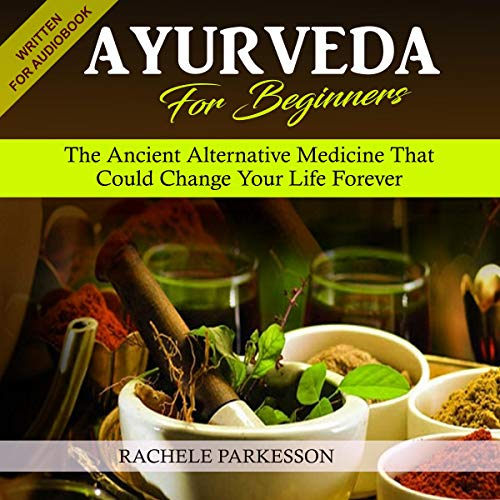 Ayurveda for Beginners cover art