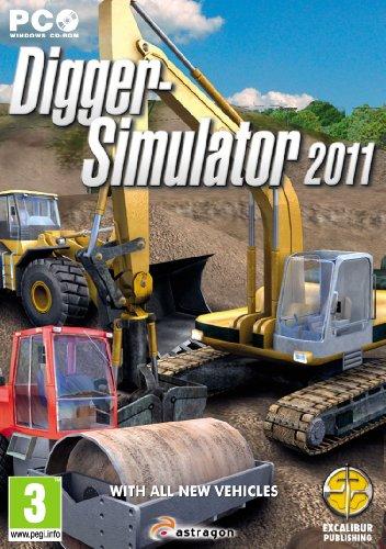 Digger Simulator 2011 (PC CD) [Edizione: Regno Unito]