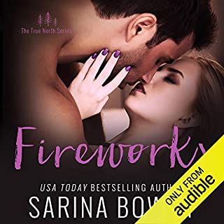 Fireworks                   Written by:                                                                                                                                 Sarina Bowen                               Narrated by:                                                                                                                                 Zachary Webber,                                                                                        Susannah Jones                      Length: 9 hrs and 59 mins     3 ratings     Overall 4.7