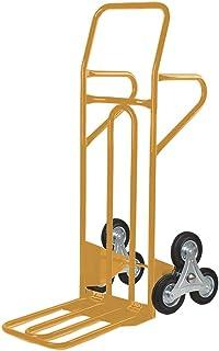Carrello Portapacchi SVELT in Acciaio Trasformabile Biposizione utilizzo Verticale//Orizzontale con Portata 200kg