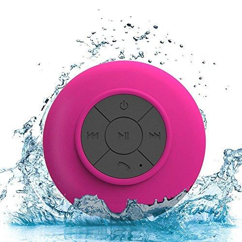 Altavoz Bluetooth Inalámbrico Impermeable Con Manos Libres compatible con móvil y tablet...