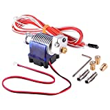 Bowden Extruder Short-Distance J-Head Hot End with NTC3950 Thermistor Nozzle Kit for Reprap 3D Printer