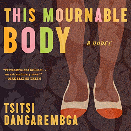 This Mournable Body cover art