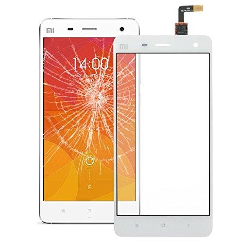 Repuestos Xiaomi Reemplazo de Lente de Vidrio digitalizador de Pantalla táctil para Xiaomi Mi4