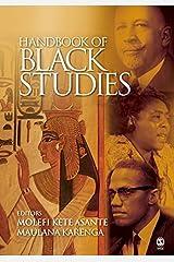 Handbook of Black Studies Kindle Edition