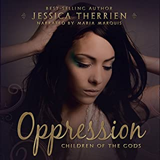 Oppression cover art