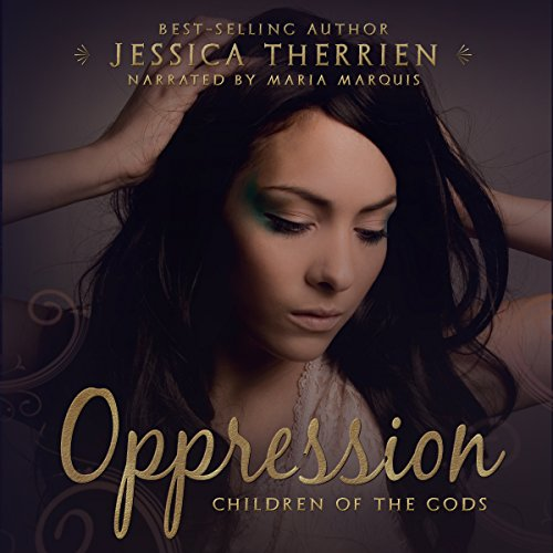 Oppression audiobook cover art