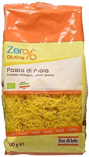 Zer% Glutine Filini di Mais - 500 gr, Senza glutine
