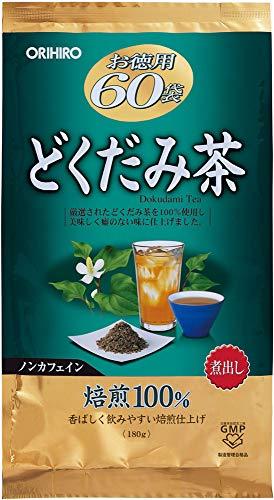 オリヒロ 徳用どくだみ茶 60袋