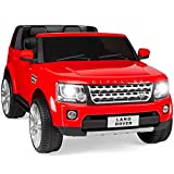 Best Choice Products 12V 3.7 MPH 2-Seater Licensed Land Rover Ride On Car Toy w/...