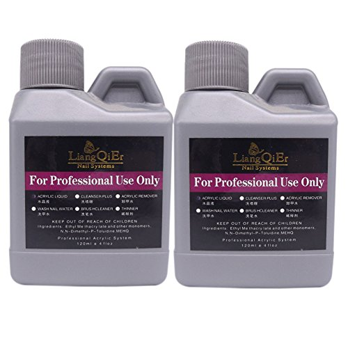 Chaud Fille 2 120 ml de liquide acrylique professionnel pour Nail Art
