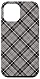 iPhone 12 Pro Max Buffalo multicolor Plaid Pattern Gingham Checkered Gift Case