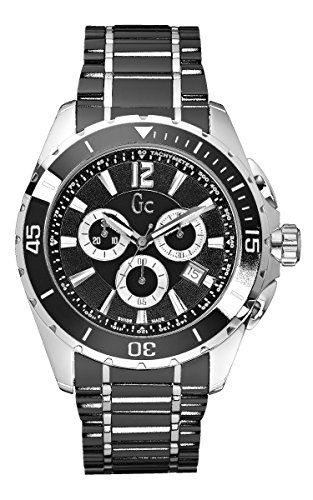 Gc Guess Collection Sport Class GC76002G2S Sportliche Herrenuhr Sehr Sportlich