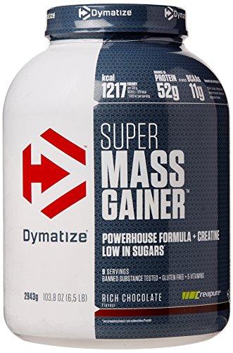 Super Mass Gainer Powder, Rich Chocolate