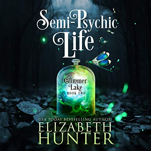 Couverture de Semi-Psychic Life: A Paranormal Women's Fiction Novel