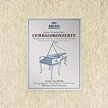 Bach: Harpsichord Concertos BWV 1052- 1058 & 1060-1065