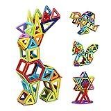 Innoo Tech Bloc de Construction Magnétique Enfant 108 Pièces, Mini Jeux...