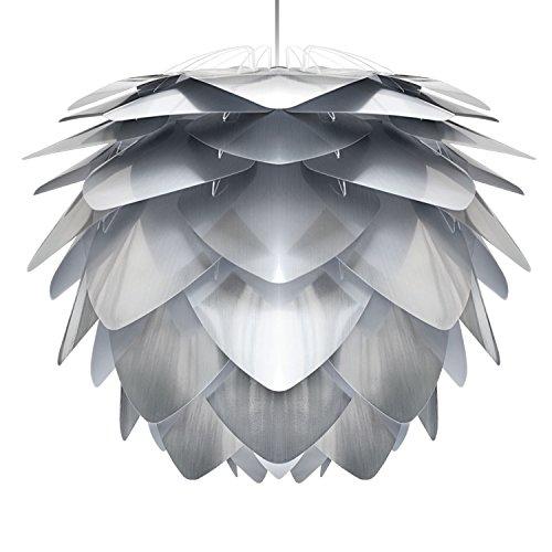 Umage/VITA Silvia Steel Hängeleuchte D 45cm Set weiß Lampe