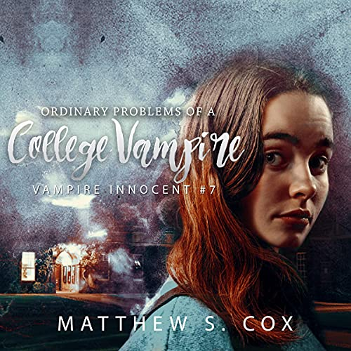 Ordinary Problems of a College Vampire cover art