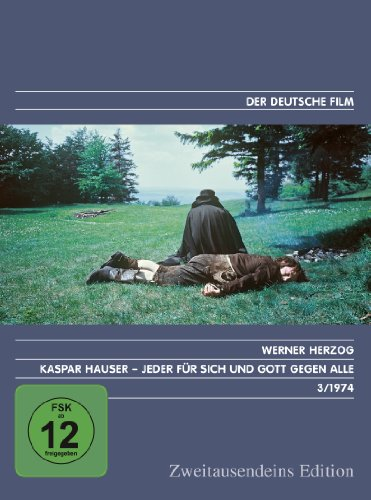 Kaspar Hauser - Zweitausendeins Edition Deutscher Film 3/1974.