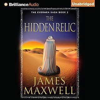 The Hidden Relic audiobook cover art
