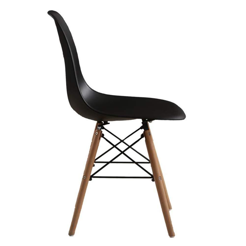 duehome - Nordik- Pack 4 sillas, Silla de Comedor, Salon, Cocina o ...