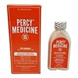 Percy Medicine, Medication to Help You Relieve Diarrhea, Upset Stomach Due to Overindulgence in Food, Helps Firm Stool, Reduces Number of Bowel Movements, 3 FL Oz, Bottle