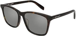 SL 205/K 002 Havana Square Sunglasses